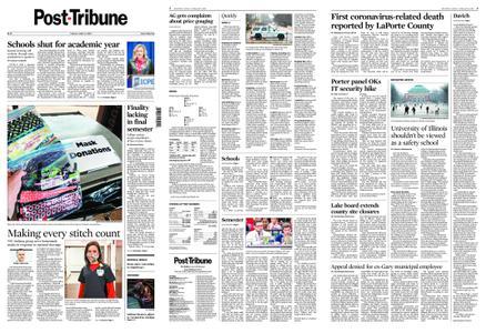 Post-Tribune – April 03, 2020