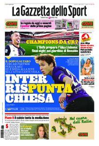 La Gazzetta dello Sport Roma – 08 giugno 2020