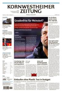 Kornwestheimer Zeitung - 12. Februar 2019