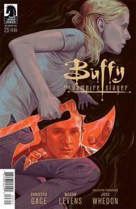 Buffy the Vampire Slayer Season 10 023 (2016)