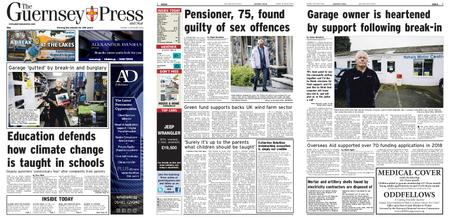 The Guernsey Press – 15 October 2019