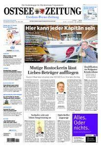 Ostsee Zeitung Wolgast - 17. März 2018