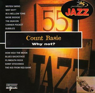 Count Basie - 1958 - Why Not?