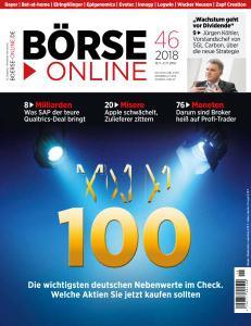 Börse Online - 15 November 2018