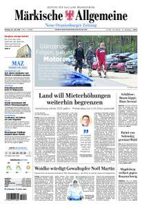 Neue Oranienburger Zeitung - 22. Juli 2019