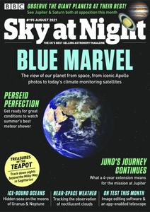 BBC Sky at Night - August 2021