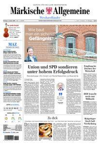 Märkische Allgemeine Westhavelländer - 08. Januar 2018