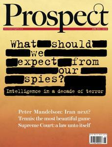 Prospect Magazine - June 2011