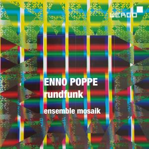 Ensemble Mosaik - Enno Poppe: Rundfunk für neun Synthesizer (2019)