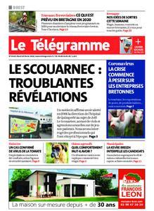 Le Télégramme Brest – 18 février 2020