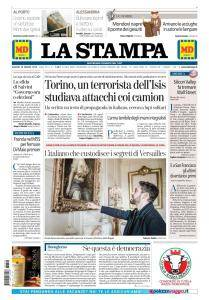 La Stampa Imperia e Sanremo - 29 Marzo 2018