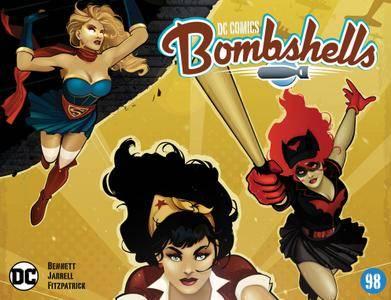 DC Comics - Bombshells 098 2017 webrip MagicMan-DCP