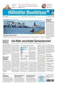 Kölnische Rundschau Wipperfürth/Lindlar – 13. März 2020