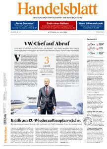 Handelsblatt - 10 Juni 2020