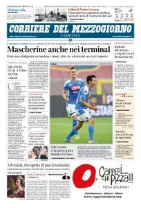 Corriere del Mezzogiorno Campania – 09 luglio 2020