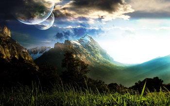 Very beautiful nature