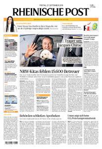 Rheinische Post – 27. September 2019