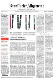 Frankfurter Allgemeine Zeitung F.A.Z. - 09. Januar 2018