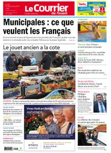 Le Courrier de l'Ouest Nord Anjou – 16 décembre 2019