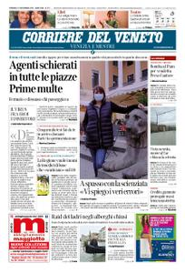 Corriere del Veneto Venezia e Mestre – 15 novembre 2020