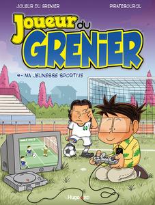Joueur du Grenier - Tome 4 - Le Sport C'est La Sante