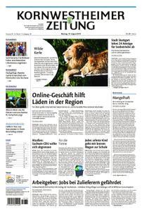 Kornwestheimer Zeitung - 19. August 2019
