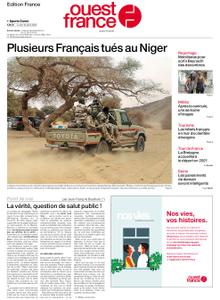 Ouest-France Édition France – 10 août 2020