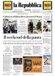 la Repubblica - 18 Dicembre 2020