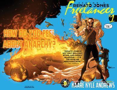 Renato Jones Season 2 - Freelancer 001 2017 2 covers digital Son of Ultron-Empire