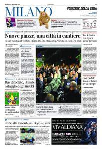 Corriere della Sera Milano – 17 dicembre 2019