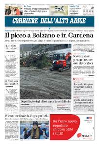 Corriere dell'Alto Adige – 15 marzo 2020