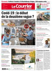 Le Courrier de l'Ouest Angers – 11 juillet 2020