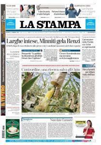 La Stampa Imperia e Sanremo - 16 Febbraio 2018