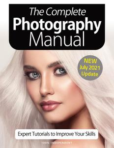 Digital Photography Complete Manual – July 2021