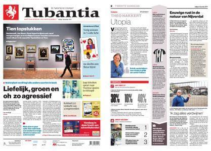Tubantia - Enschede – 01 december 2017