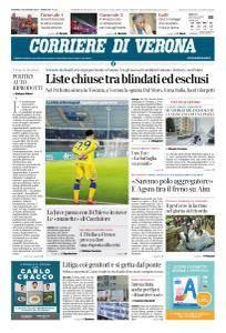 Corriere di Verona - 28 Gennaio 2018