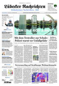 Lübecker Nachrichten Ostholstein Süd - 12. Dezember 2018