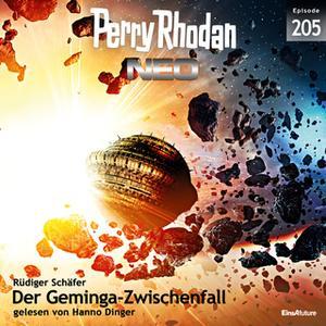 «Perry Rhodan Neo - Episode 205: Der Geminga-Zwischenfall» by Rüdiger Schäfer