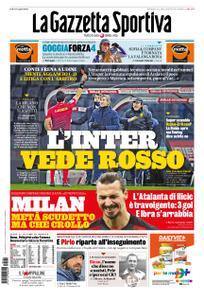 La Gazzetta dello Sport Sicilia – 24 gennaio 2021