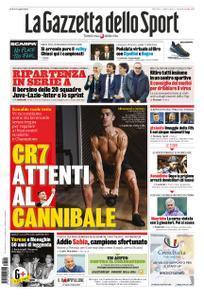La Gazzetta dello Sport Roma – 09 aprile 2020