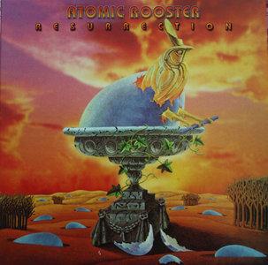 Atomic Rooster - Resurrection (2001) [3CD Box Set, Akarma AK 167] Re-up
