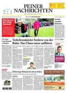 Peiner Nachrichten - 11. November 2017