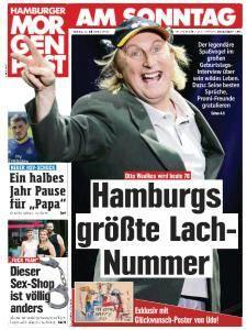 Hamburger Morgenpost - 22 Juli 2018