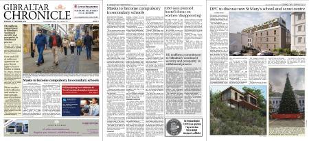 Gibraltar Chronicle – 19 November 2020