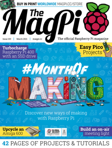 The MagPi - March 2021