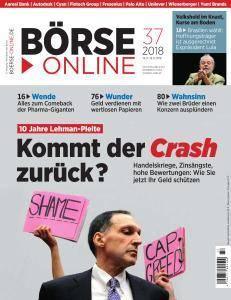 Börse Online - 13 September 2018