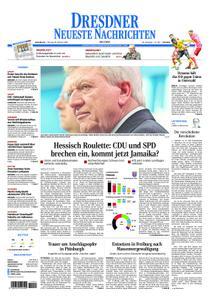 Dresdner Neueste Nachrichten - 29. Oktober 2018