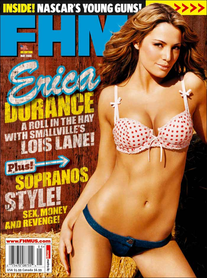 FHM Magazine - May 2006
