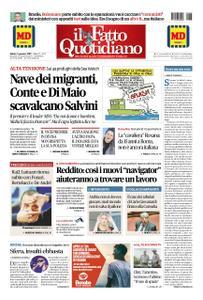 Il Fatto Quotidiano - 05 gennaio 2019