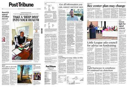 Post-Tribune – March 12, 2018